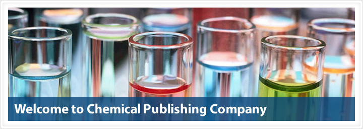 Welcome to Chemical Publishing Company